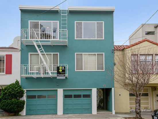 45 Wilder St APT 3, San Francisco, CA 94131