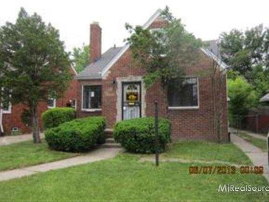 11335 Courville St, Detroit, MI 48224