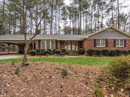 8704 Mansfield Dr, Raleigh, NC 27613