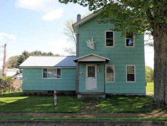 160 Davenport St, Spartansburg, PA 16434