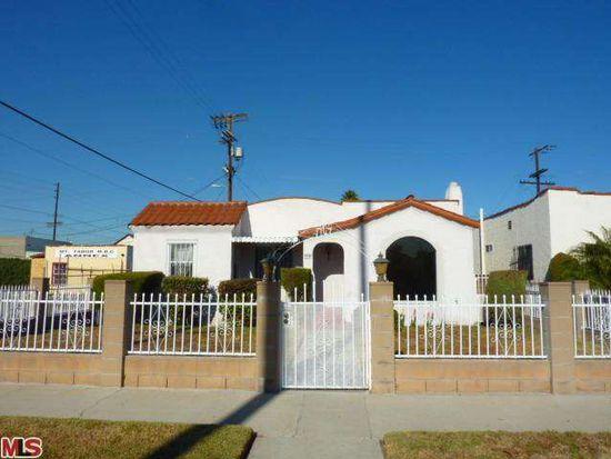 1743 W 66th St, Los Angeles, CA 90047