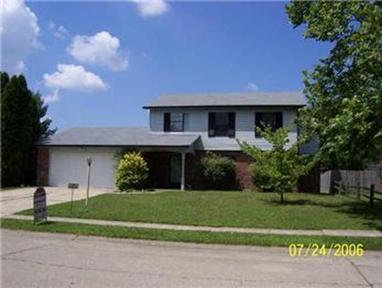 4922 Dancer Dr, Indianapolis, IN 46237