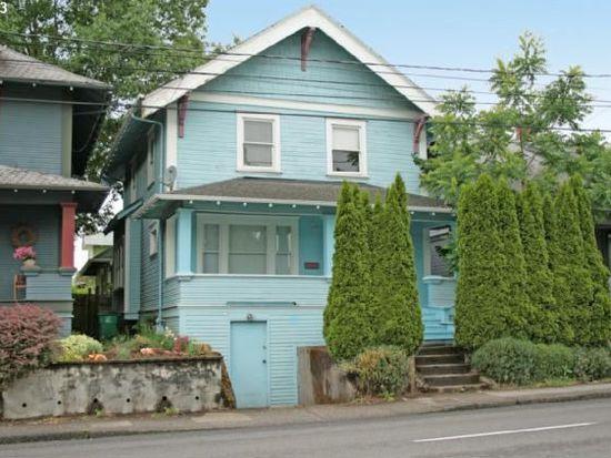 709 SE Cesar E Chavez Blvd, Portland, OR 97214