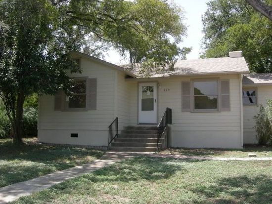 119 e hillcrest dr san marcos tx 78666 is recently sold zillow