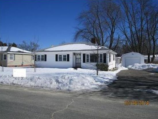 45 Crowell St, Haverhill, MA 01830
