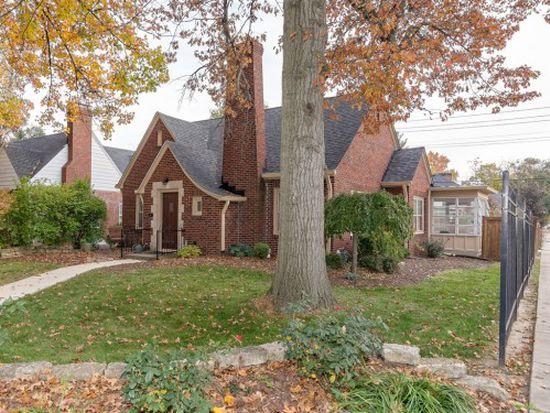 161 W Hampton Dr, Indianapolis, IN 46208