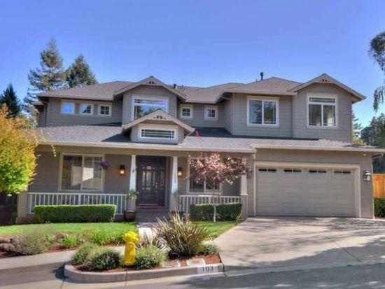 103 Misty Ct, Santa Cruz, CA 95060