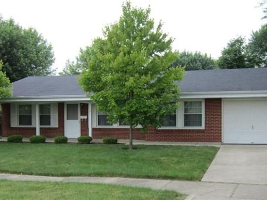 1171 Heritage Ln, Xenia, OH 45385