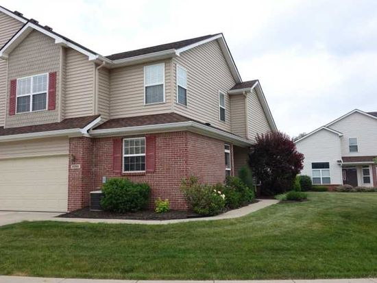 6266 Eller Creek Way, Fishers, IN 46038