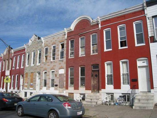 1824 Harlem Ave, Baltimore, MD 21217