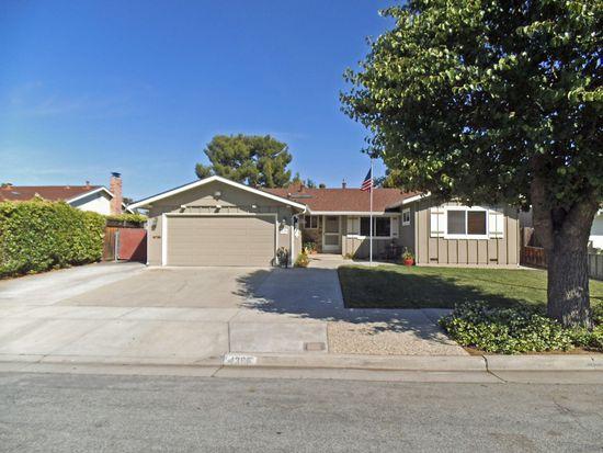 4396 Hendrix Way, San Jose, CA 95124