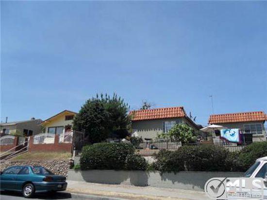 3584 Chamoune Ave, San Diego, CA 92105