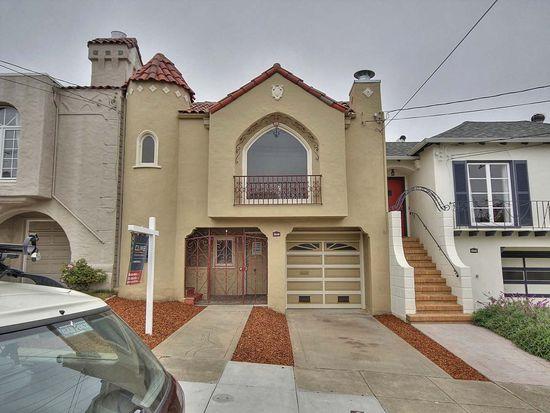 2638 16th Ave, San Francisco, CA 94116