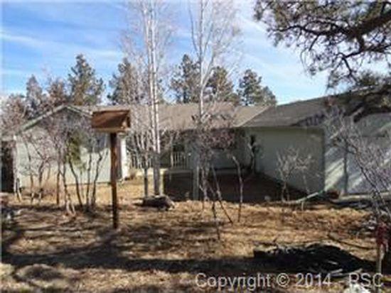 630 Rock Creek Mesa Rd, Colorado Springs, CO 80926