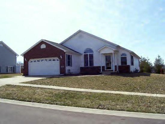 3122 Cobblestone Ln, Danville, IL 61832