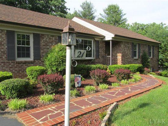 21 Ash Grove Dr, Lynchburg, VA 24502