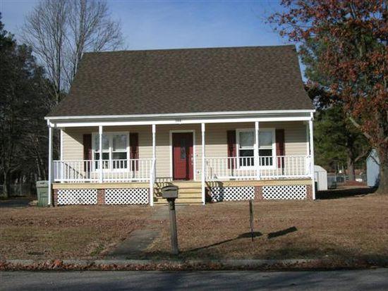 3919 Grovewood Rd, Hopewell, VA 23860