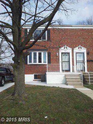 2614 E Northern Pkwy, Baltimore, MD 21214