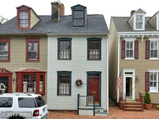 208 King George St, Annapolis, MD 21401
