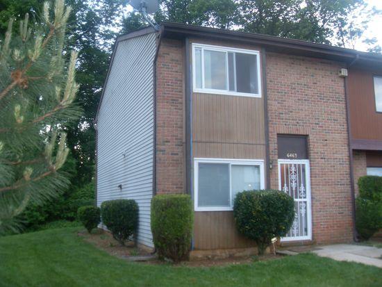 6463 Woodgreen Cir, Baltimore, MD 21207