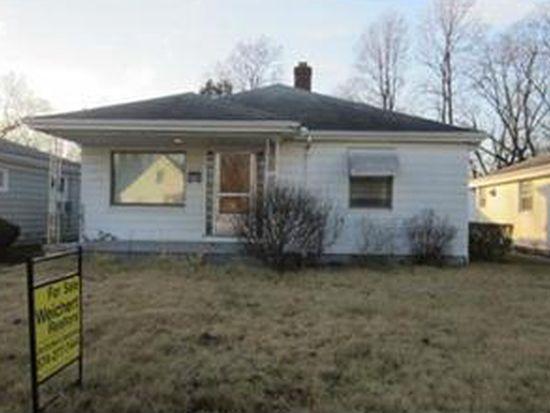 1239 N Kaley St, South Bend, IN 46628