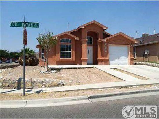 5292 Pete Payan Dr, El Paso, TX 79912