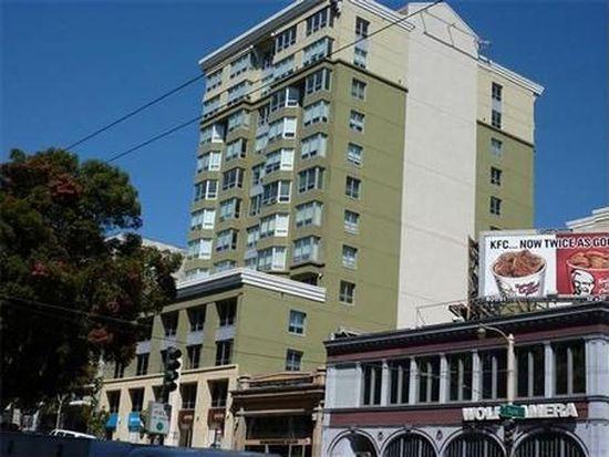 750 Van Ness Ave UNIT 204, San Francisco, CA 94102