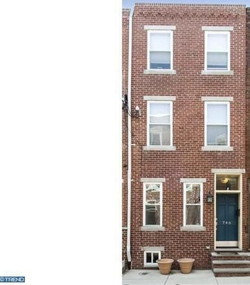 746 S Darien St, Philadelphia, PA 19147