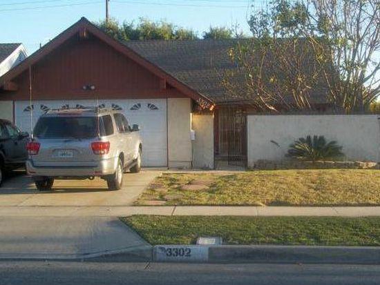 3302 E Radcliffe Ave, Anaheim, CA 92806