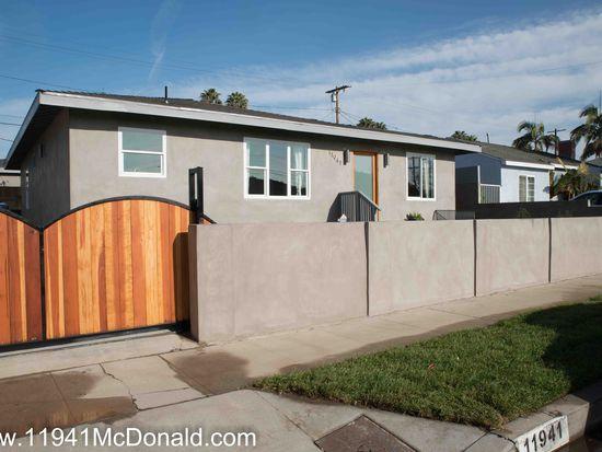 11941 Mcdonald St, Culver City, CA 90230