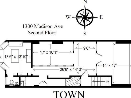 1300 Madison Ave FRNT 2, New York, NY 10128