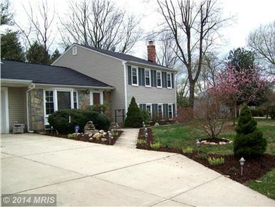 1704 Woodwell Rd, Silver Spring, MD 20906