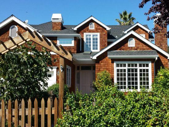 2160 Monterey Ave, Menlo Park, CA 94025