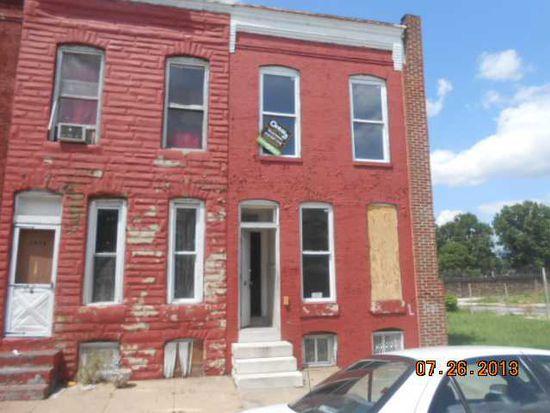 1638 Holbrook St, Baltimore, MD 21202