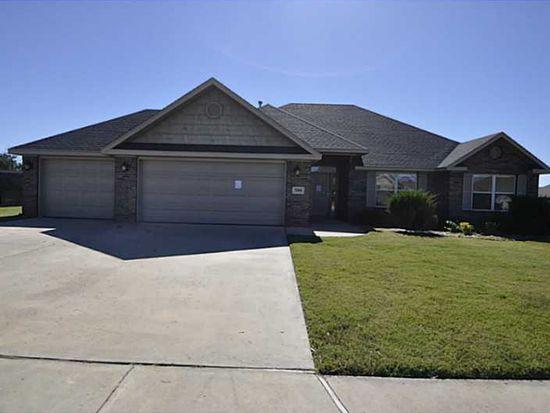 7006 Overland Rd, Siloam Springs, AR 72761