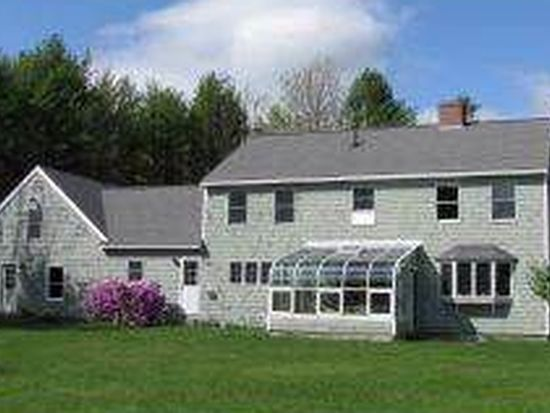 131 Lyford Rd, Brookfield, NH 03872