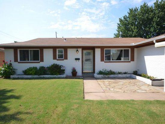 4852 Woodview Dr, Del City, OK 73115