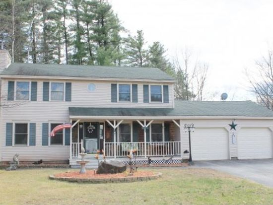 45 Evergreen Ave, Franklin, NH 03235