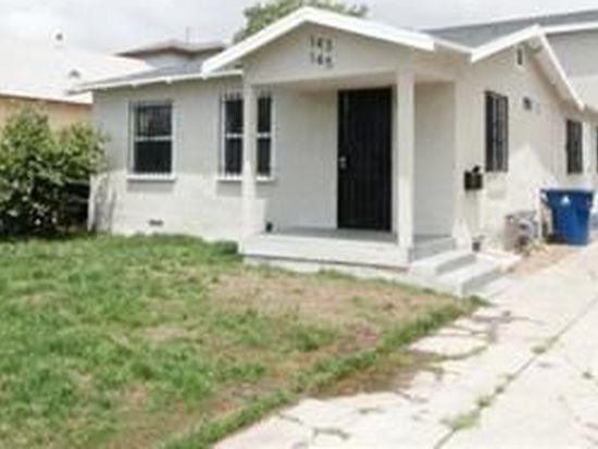 143 W 109th Pl, Los Angeles, CA 90061