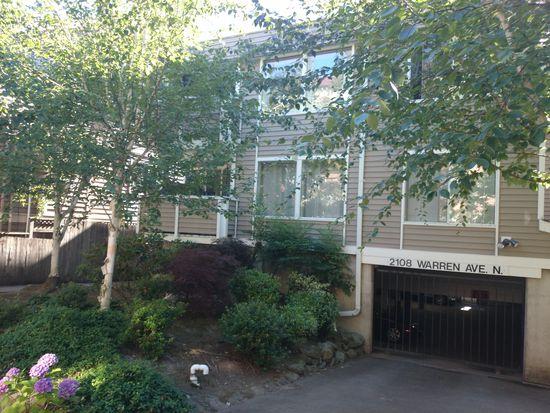 2108 Warren Ave N APT 101, Seattle, WA 98109