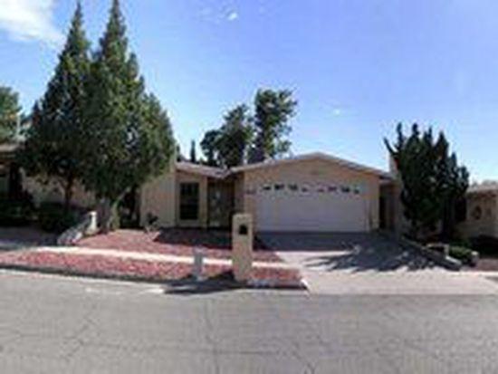 6158 Los Robles Dr, El Paso, TX 79912
