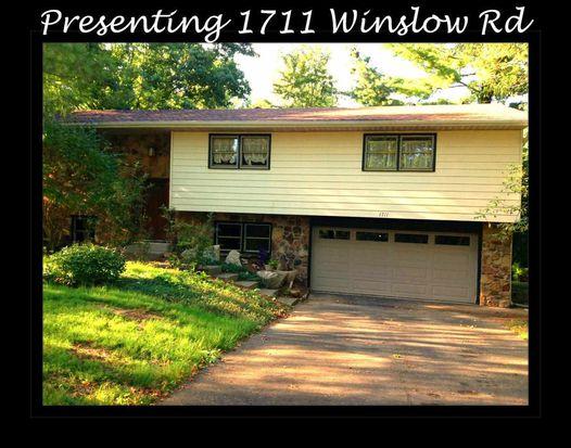 1711 E Winslow Rd, Bloomington, IN 47401