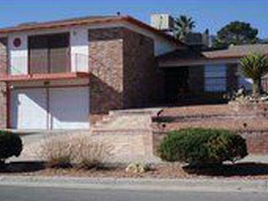 6701 Byron St, El Paso, TX 79904