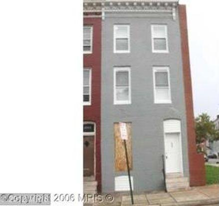 2002 Hollins St, Baltimore, MD 21223