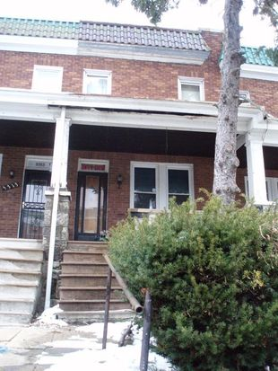 5311 Cordelia Ave, Baltimore, MD 21215