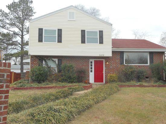 5406 Decker Rd, Richmond, VA 23225
