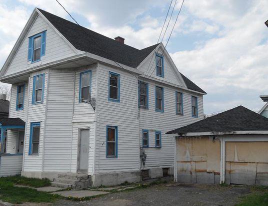 1110 Parker St, Utica, NY 13502