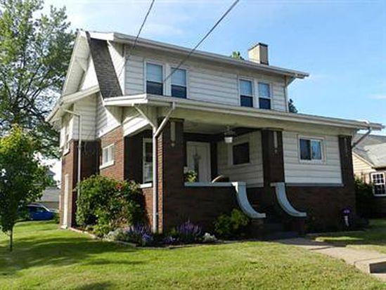 909 Ryan Ave, New Castle, PA 16101