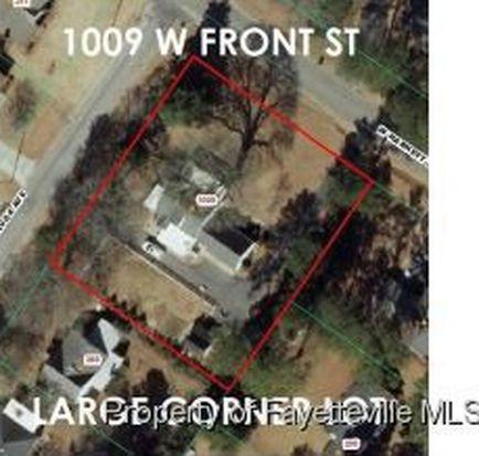 1009 W Harnett St, Dunn, NC 28334
