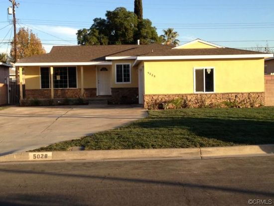 5028 N Burwood Ave, Covina, CA 91722